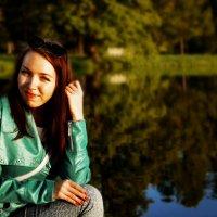 В лучах заходящего солнца :: Мари Воронина (Турик)