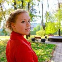 В ожидании встречи :: Александра Сучкова