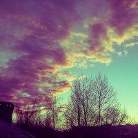 Изумительный вечер октября - 1 :: Дарья Ашарина