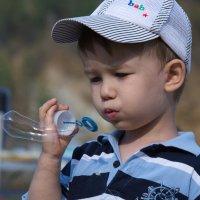 Мыльный пузырь :: Юлия Уткина