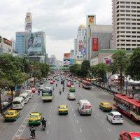 Бангкок, проспект :: Владимир Шибинский