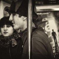 В метро... :: АндрЭо ПапандрЭо
