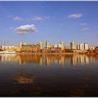 Москва в лучах октябрьского солнца :: LValentin Prokofiev