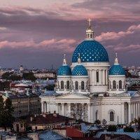 Троицкий собор, Санкт - Птербург :: Николай Печурин