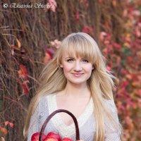 Осень. Портрет 1 :: Ekaterina Stafford