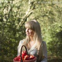 Осень. Портрет 2 :: Ekaterina Stafford