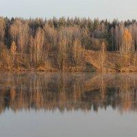 осень на озере :: Sergey Ganja