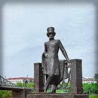 Тверь, Памятник Пушкину :: Андрей Козов