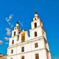 Кафедральный собор Сошествия Святого Духа (Минск) :: PAZITIF (Сергей) Н