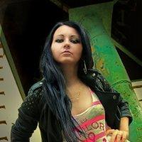 Glam rock в переулке :: Olsi.M Morozova
