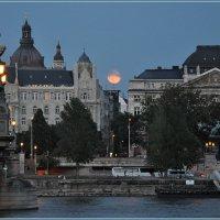 Вечер в Будапеште :: Юрий Матвеев