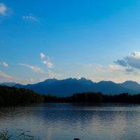 Озеро :: Ирина Верещагина