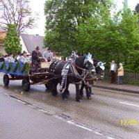 Парад духовых оркестров в Германии :: Ирина Верещагина