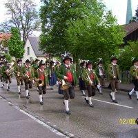 Парад духовых оркестров в Грмании :: Ирина Верещагина