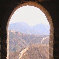Китайская стена :: Valeriy Somonov