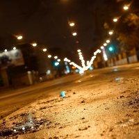 ночной город :: Святослав Лебедев