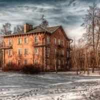 Немецкий дом-3 Сосновая поляна. :: Ярослав Трубников