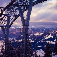 Австрийские вершины :: Julia Manka Strykova