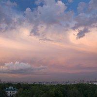 Перед дождем на закате :: Константин П