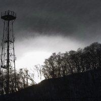 Ядерный закат :: Алексей Бароненко