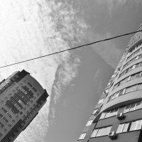 Красота неба, зданий :: Art of KuZiN™ studios