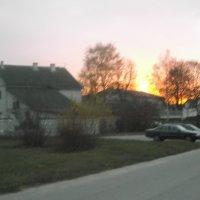 закат :: леська шарейко