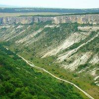 Крымский ландшафт (этюд 1) :: Константин Жирнов
