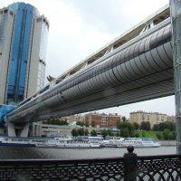 Москва - Сити в дождливый день :: Константин Жирнов