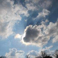 Осеннее небо Полтавы :: Александр Ермилов