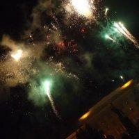 Салют в день города :: Ирина Фотограф