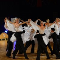 О эти танцы! :: Алена С