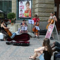 Молодые музыканты :: Igor Gruzdev