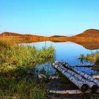 Озеро Сарбоголь. :: Наталья Юрова