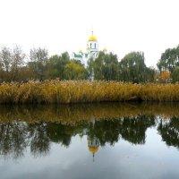 Церковь.. :: Екатерина Маркова