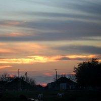 Вечерние небо .. :: Екатерина Маркова