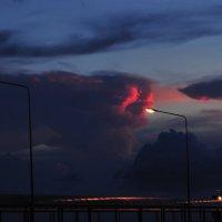 Закат в порту Натон (о. Самуи, Таиланд) :: Ludmila Frost