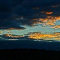 краски заката :: ольга кривашеева