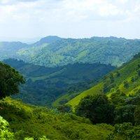 Доминиканские холмы :: Ярослав Загляднов
