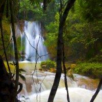Водопад в Доминикане :: Ярослав Загляднов
