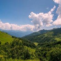 горы :: pangrador(юрий) щукин
