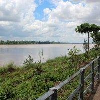 Северо-восточный Таиланд, река Меконг :: Владимир Шибинский