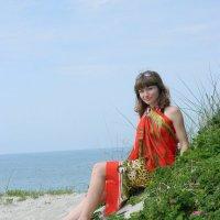 Балтийский берег... :: Лидия Мамаева