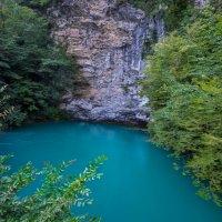 озеро в горах :: pangrador(юрий) щукин