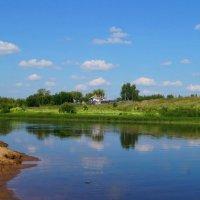 Деревня :: Татьяна Сухарева