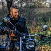 байкер :: Владислав Вовк