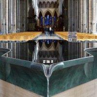Купель в соборе Девы Марии в Солсбери. :: Ольга
