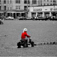 На Красной площади в Выборге :: Вера