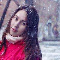 Первый снег :: Алена Кулаева
