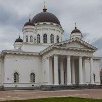 Н. Новгород. Собор в честь Нерукотворного Образа. :: Максим Баранцев