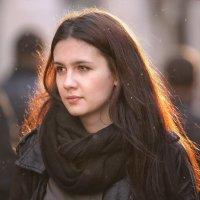 Про лучи света и слепой дождик... :: Анна Корсакова